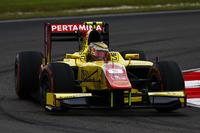 GP2 Photos - Sean Gelael, Pertamina Campos Racing