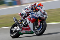 World Superbike Photos - Michael van der Mark, Honda World Superbike Team