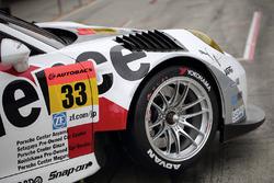 #33 Excellence Porsche Team KTR Porsche 911 GT3-R detail