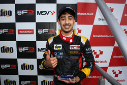 Driver of the weekend Quinlan Lall, Chris Dittmann Racing