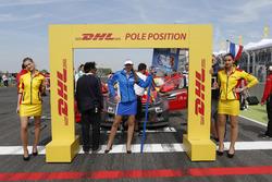 Grid girls of Yvan Muller, Citroën World Touring Car Team