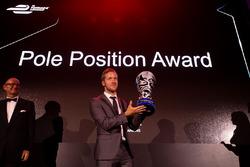 Sam Bird, Formula E Awards Gala