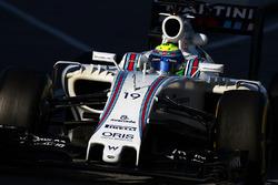 Felipe Massa (BRA) Williams FW38