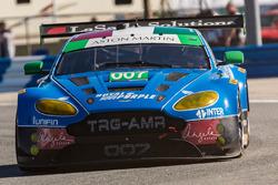 #007 TRG-AMR Aston Martin GT3: Santiago Creel, Antonio Perez, Ricardo Perez De Lara, Lars Viljoen, James Davison