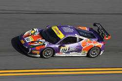 #134 Ferrari of Atlanta Ferrari 458: Michael Watt