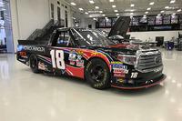 NASCAR Truck Photos - Harrison Burton, Kyle Busch Motorsports Toyota