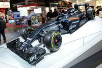 Auto Photos - McLaren présente au Mondial de l'Automobile