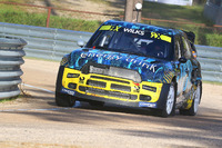 World Rallycross Photos - Guy Wilks, Mini