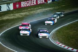 Dider Peroni, Hans-Jochim Stuck, Jacques Laffite, Niki Lauda