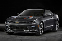 Automotive Photos - 2017 Chevrolet Camaro SS 50th Anniversary Edition