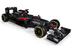 McLaren Honda scale model