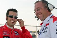 IndyCar Photos - Sam Hornish Jr., Tom German