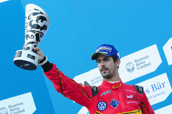 Podium: thrid place Lucas di Grassi, ABT Schaeffler Audi Sport