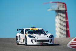 #19 Ginetta GT4: Parker Chase