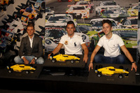 1. Joseph Mawson, Van Amersfoort Racing; 2. Mick Schumacher, Prema Powerteam; 3. Mike David Ortmann, Mücke Motorsport