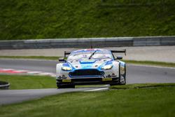 #99 Aston Martin Racing Aston Martin Vantage V8: Andrew Howard, Darren Turner, Alex MacDowall
