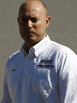 Rob Huff, Honda Racing Team JAS