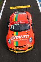 Porsche Fotos - Carro de Miguel Paludo e Justin Allgaier em Goiânia