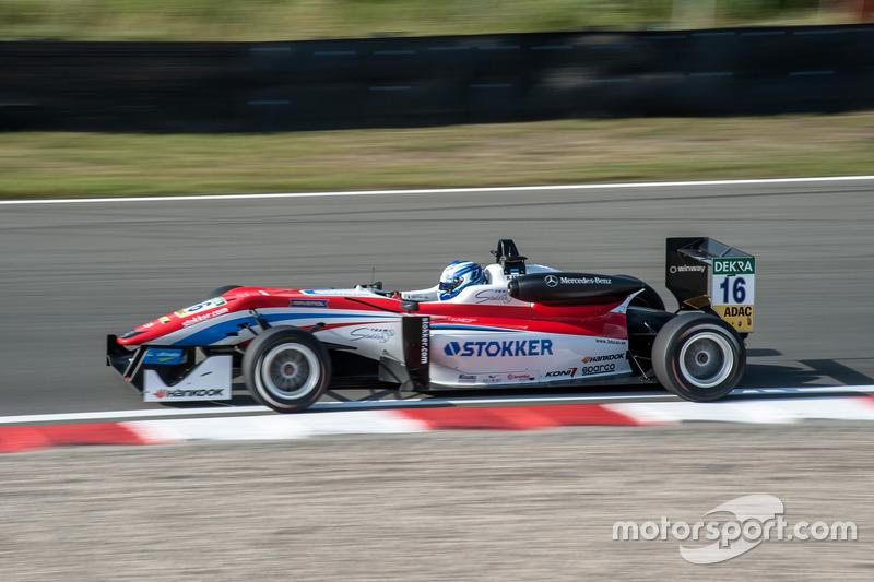 Ralf Aron Prema Powerteam Dallara F312 Mercedes Benz At