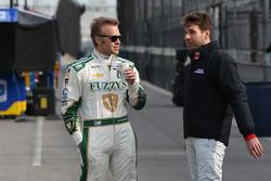 Ed Carpenter, Ed Carpenter Racing Chevrolet, Will Power, Team Penske Chevrolet