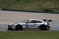 #98 Rowe Racing BMW M6: Stef Dusseldorp, Maxime Martin