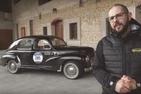 Speciale Foto - Peugeot 203 alla Mille Miglia