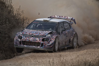 WRC Photos - Craig Breen, Citroën C3 WRC 2017