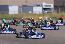 Diego LaRoque leads Micro Max
