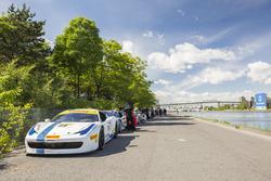 #119 Ferrari of Long Island Ferrari 458: Chris Cagnazzi
