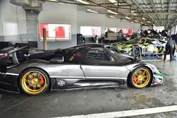 Pagan Zonda Revolucion of Powersport Racing, #56 MP1A Lamborghini Hurracan ST driven by Jose Collado of Powersport Racing