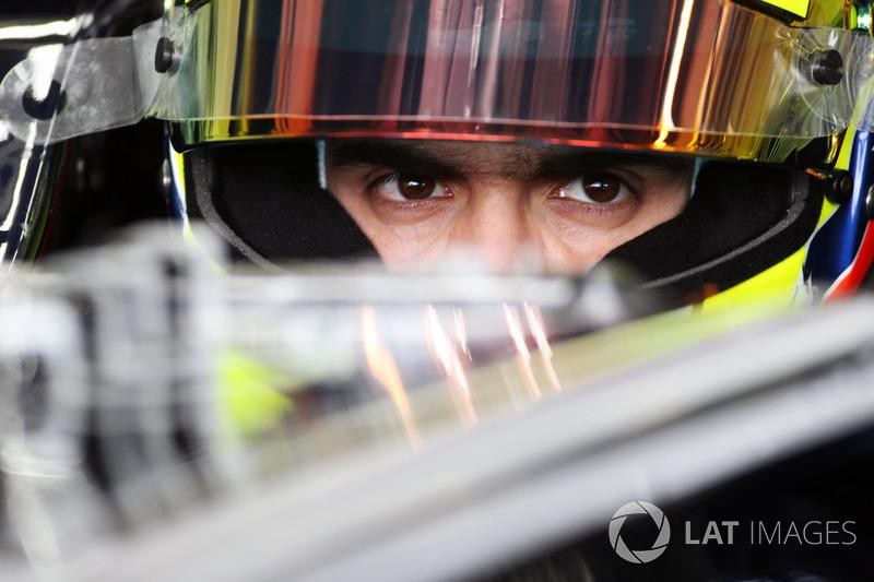Maldonado : 'J'étais très proche d'un contrat avec Ferrari'