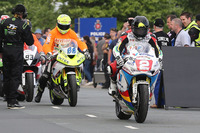 Road racing Photos - Bruce Anstey