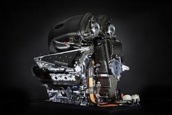 Mercedes AMG F1 W06 engine