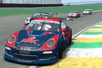 Videogames Foto's - Screenshot SRVN Porsche Cup
