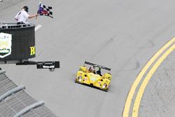 #85 JDC/Miller Motorsports ORECA FLM09: Chris Miller, Mikhail Goikhberg, Stephen Simpson, Kenton Koch takes the PC win