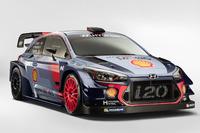 WRC Fotos - Hyundai i20 Coupé WRC