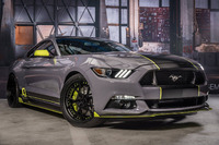 Auto Photos - Ford Mustang