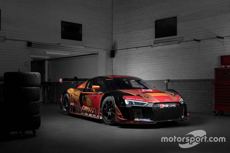 Audi Team Phoenix Bathust 12 Hours livery