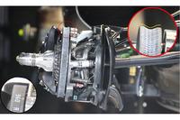 Formule 1 Photos - Détails des disques de freins de la Mercedes AMG F1 W07 Hybrid