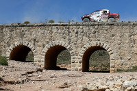 Cross-Country Rally Photos - #201 Toyota: Nasser Al-Attiyah, Matthieu Baumel