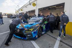 #14 3GT Racing Lexus RCF GT3: Scott Pruett, Sage Karam, Jack Hawksworth, Robert Alon