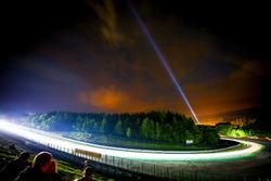 Atmosphere at night