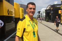 Formula 1 Foto - Federico Gastaldi in divisa Renault