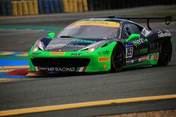 #183 Ineco - MP Racing Ferrari 458 Challenge Evo: Manuela Gostner