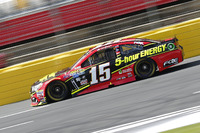 NASCAR Sprint Cup Photos - Clint Bowyer, HScott Motorsports Chevrolet