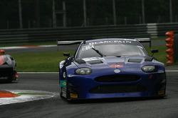 #14 Emil Frey Racing, Emil Frey Jaguar G3: Lorenz Frey, Stéphane Ortelli, Albert Costa Balboa