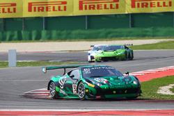 Ezequiel Perez Companc, Raffaele Giammaria, Ferrari 488 GT3, AF Corse