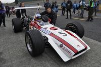 General Photos - Fernando Alonso, Honda RA301