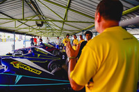 Indian Open Wheel Photos - Drivers briefing