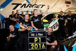 Meister 2016, Josh Files, Target Competition, Honda Civic TCR